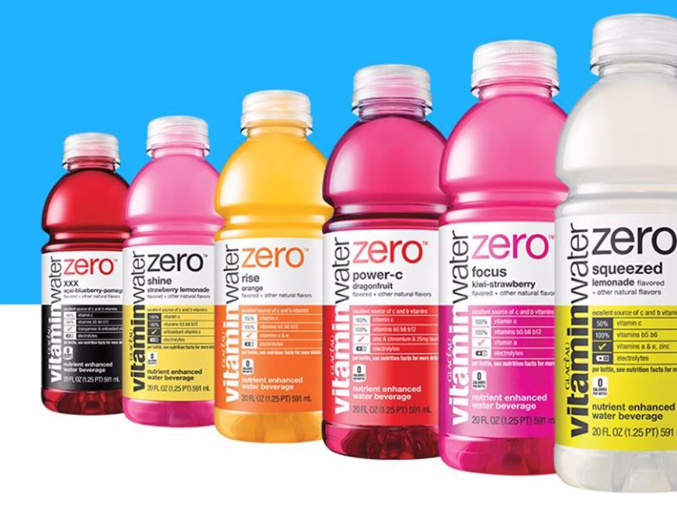 Which Vitamin Water Is The Healthiest