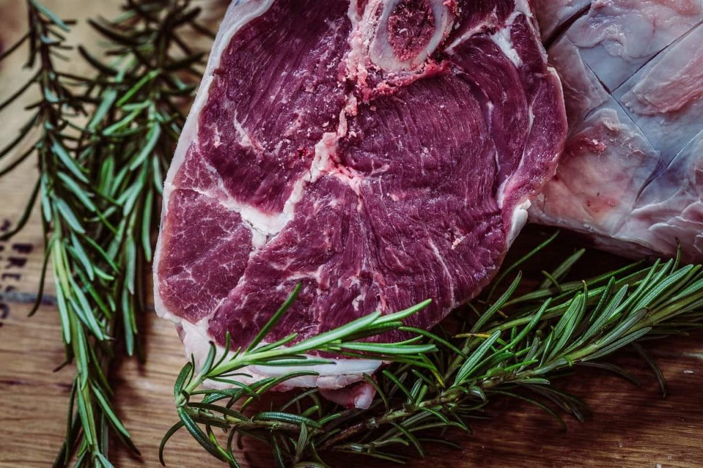 Choline Source Beef