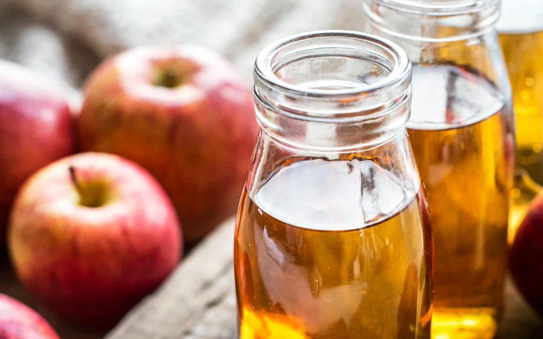 The 9 Benefits of Drinking Apple Cider Vinegar Diet